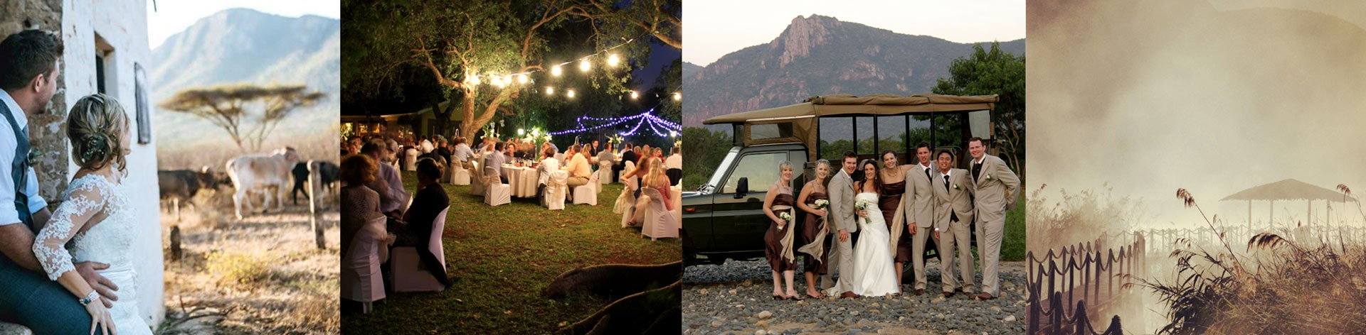 Weddings in Zululand at Ghost Mountain Inn